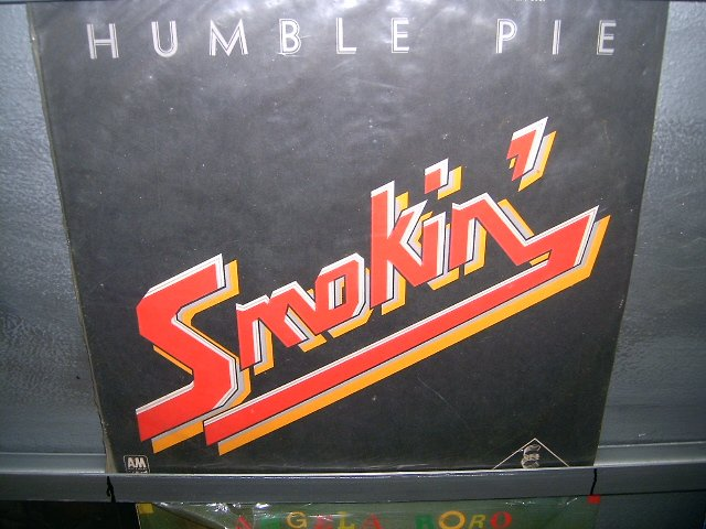 HUMBLE PIE smokin' LP 1972 ROCK EXCELENTE MUITO RARO VINIL