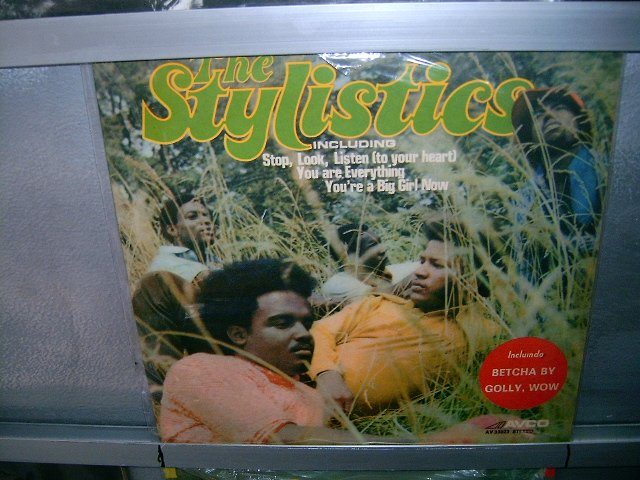 THE STYLISTICS the stylistics LP 1974 SOUL MUSIC EXCELENTE MUITO RARO VINIL