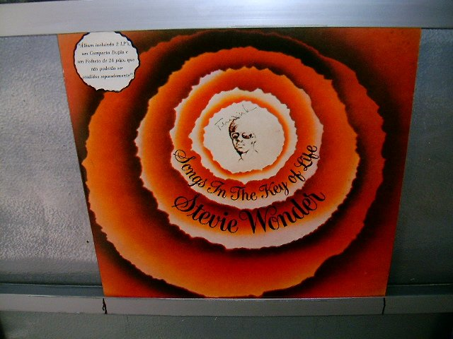STEVIE WONDER songs in the key of life LP 1977 SOUL MUSIC EXCELENTE MUITO RARO VINIL