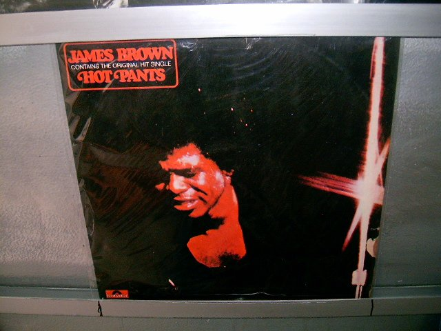 JAMES BROWN hot pants LP 1971  EXCELENTE FUNK  SOUL MUSIC  MUITO RARO