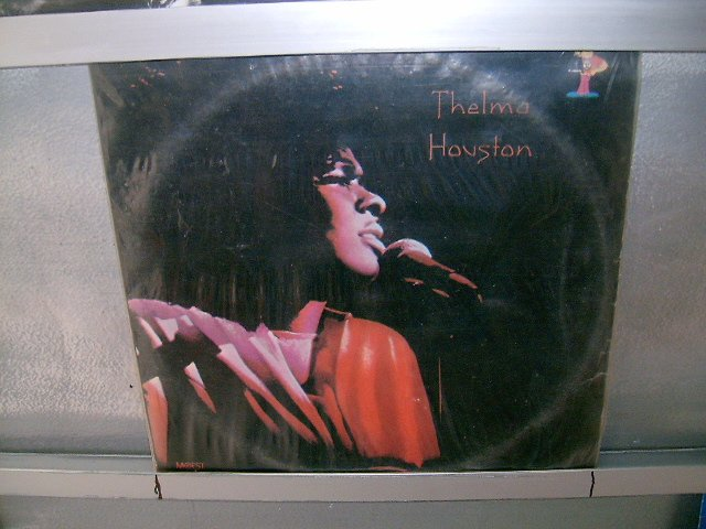 THELMA HOUSTON thelma houston LP 197? SOUL MUSIC MUITO RARO VINIL