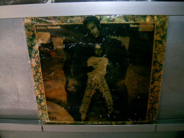 BOBBY WOMACK bobby womack LP 1973 SOUL MUSIC MUITO RARO VINIL