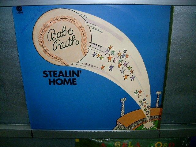 BABE RUTH stealin'  LP 1975 ROCK EXCELENTE MUITO RARO VINIL