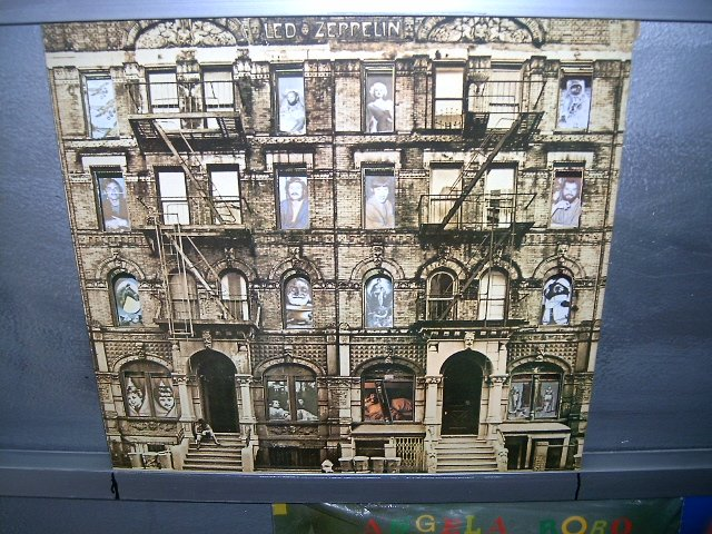 LED ZEPPELIN physical graffiti 2LP 1975 DUPLO SEMI NOVO MUITO RARO