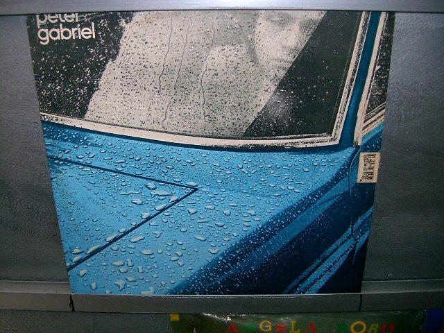 PETER GABRIEL peter gabriel LP 1977 ROCK EXCELENTE MUITO RARO VINIL