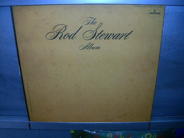 ROD STEWART the rod stewart album LP 1969 ROCK EXCELENTE MUITO RARO VINIL