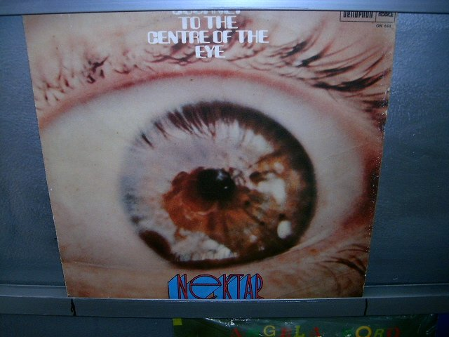 NEKTAR journey to the centre of the eye LP 1974 ROCK EXCELENTE MUITO RARO VINIL