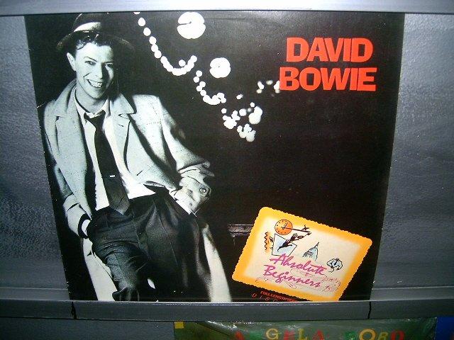 DAVID BOWIE absolute begginers LP 1986 ROCK SEMI-NOVO MUITO RARO VINIL