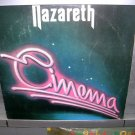 NAZARETH cinema LP 1986 ROCK**