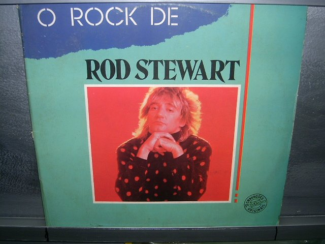 ROD STEWART o rock de rod stewart LP 1977 ROCK EXCELENTE MUITO RARO VINIL