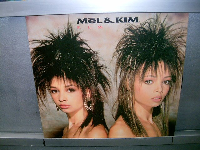 MEL & KIM f.l.m. LP 1987 BLACK MUSIC SEMI-NOVO MUITO RARO VINIL
