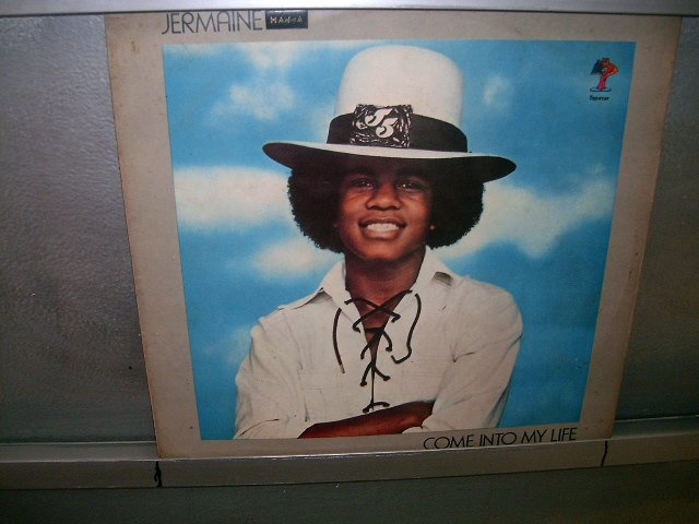 JERMAINE JACKSON come into my life LP 1973 BLACK MUSIC MUITO RARO VINIL