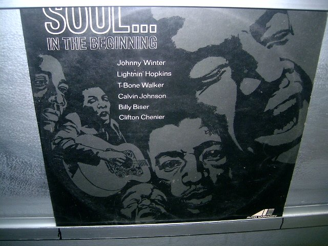 SOUL...IN THE BEGINNING soul...in the beginning LP 1970 SOUL MUSIC EXCELENTE MUITO RARO VINIL