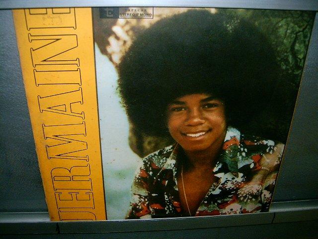 JERMAINE JACKSON jermaine LP 197? BLACK MUSIC EXCELENTE MUITO RARO VINIL