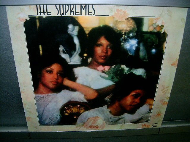 THE SUPREMES the supremes LP 1975 BLACK MUSIC EXCELENTE MUITO RARO VINIL
