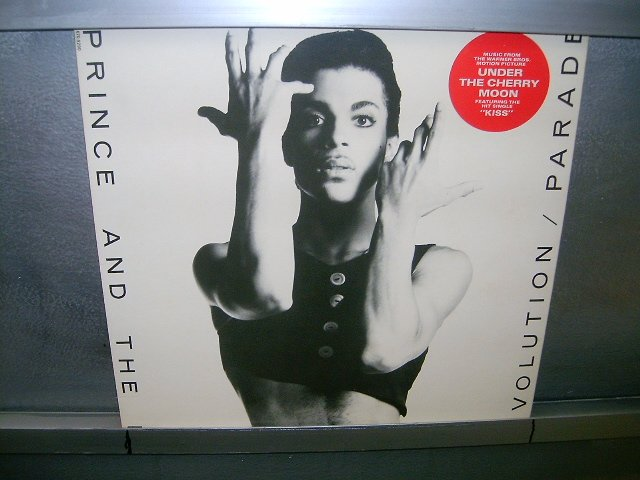 PRINCE AND THE REVOLUTION parade LP 1986 SOUL MUSIC MUITO RARO VINIL