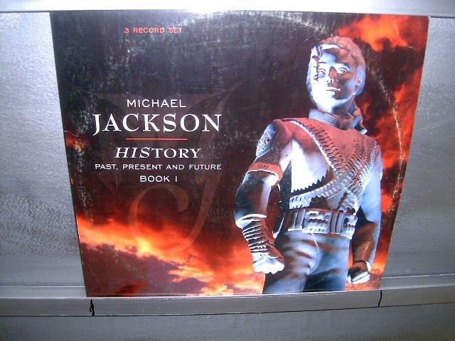 MICHAEL JACKSON history 3LP 1995 TRIPLO POP MUITO RARO VINIL