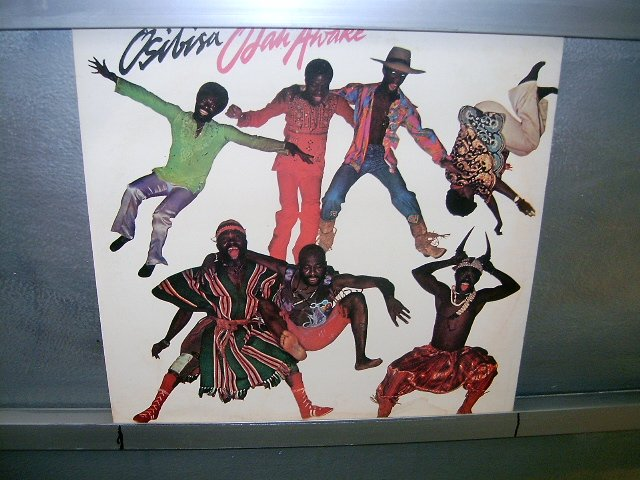 OSIBISA ojah awake LP 1978 BLACK MUSIC EXCELENTE MUITO RARO VINIL
