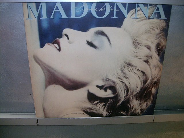 MADONNA true blue LP 1986 POP EXCELENTE MUITO RARO VINIL