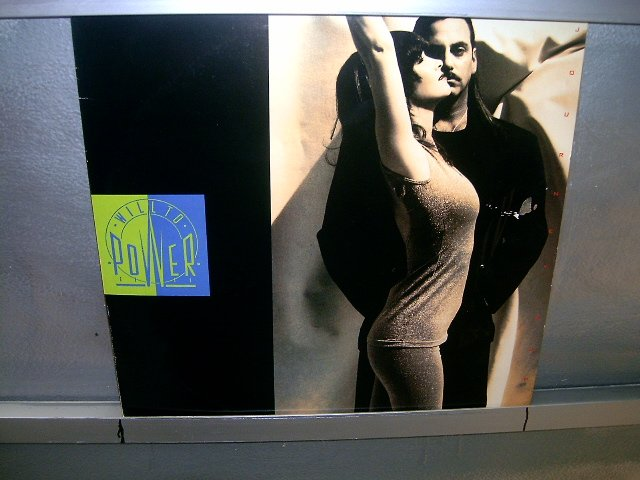 WILL TO POWER journey home LP 1990 POP SEMI-NOVO MUITO RARO VINIL