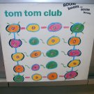 TOM TOM CLUB boom boom chi boom boom LP 1989 POP**