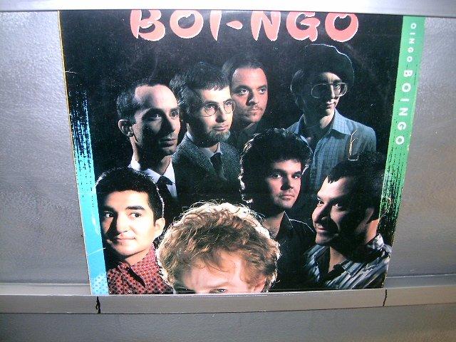 OINGO BOINGO boi-ngo LP 1988 NEW WAVE/SURF MUSIC EXCELENTE MUITO RARO VINIL