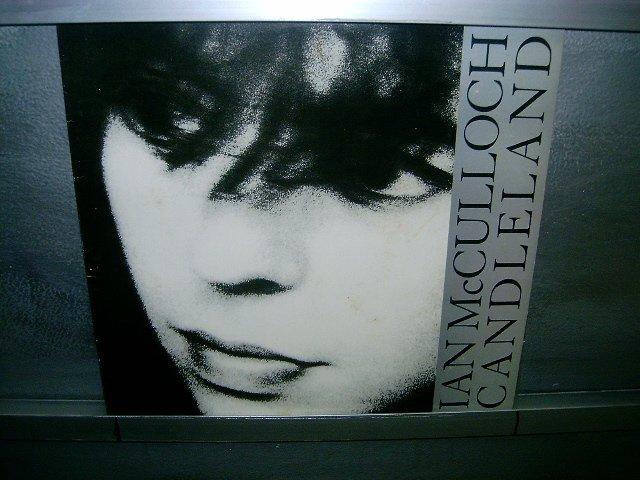IAN McCULLOCH candleland LP 1989 ALTERNATIVO EXCELENTE MUITO RARO VINIL