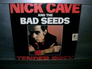 NICK CAVE & THE BAD SEEDS tender prey LP 1988 ALTERNATIVE ROCK**