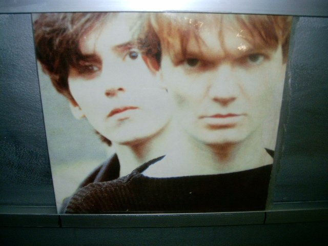 THE HOUSE OF LOVE the house of love LP 1988 POP**