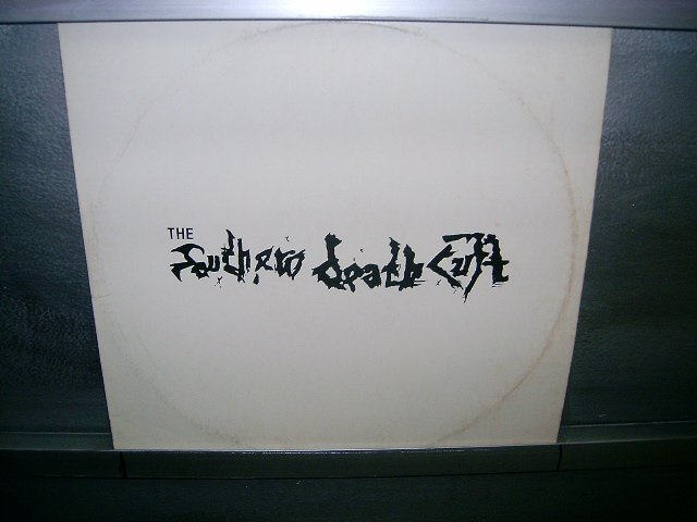 THE CULT the southern death cult LP 1983 P�S-PUNK SEMI-NOVO MUITO RARO VINIL