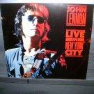 JOHN LENNON live in new york city LP 1972 ROCK*