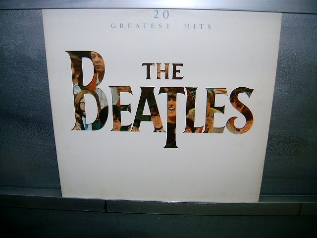 THE BEATLES 20 greatest hits LP 1982 ROCK*