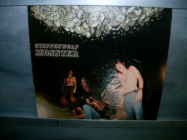 STEPPENWOLF monster LP 196? ROCK SEMI-NOVO IMPORTADO