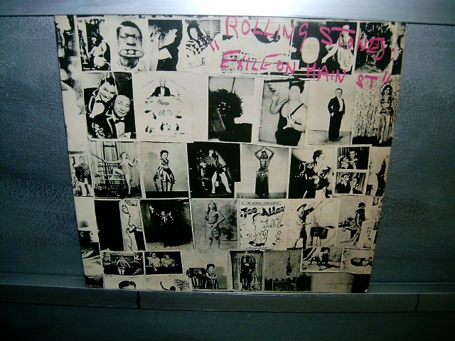 ROLLING STONES exile on main st 2LP 1972 ROCK MUITO RARO VINIL