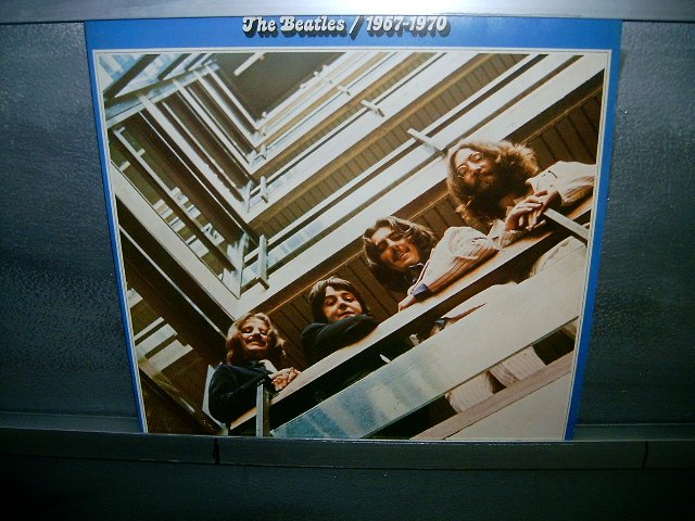 THE BEATLES 1967 - 1970 2LP 1973 ROCK SEMI-NOVO MUITO RARO VINIL