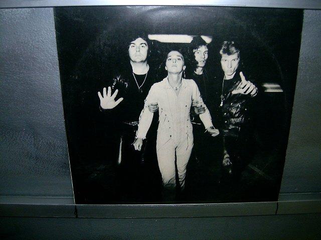 SUZI QUATRO aggro phobia LP 1976 ROCK*