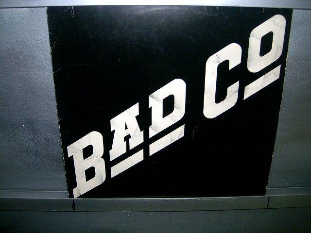 BAD COMPANY bad company LP 1974 ROCK MUITO RARO VINIL