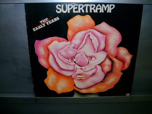 SUPERTRAMP supertramp LP 1969 ROCK SEMI-NOVO MUITO RARO VINIL
