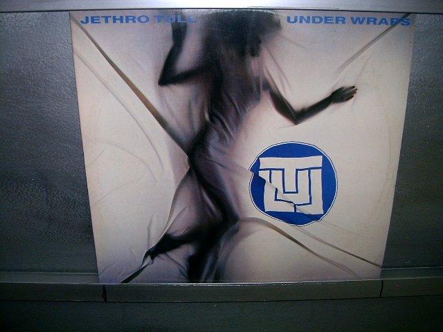 JETHRO TULL under wraps 2LP 1984 ROCK EXCELENTE MUITO RARO VINIL