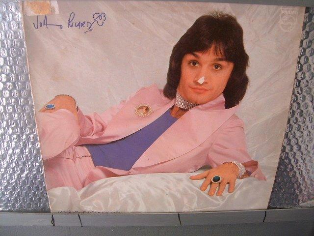 JO�O RICARDO joão ricardo LP 1975 ROCK BRASIL MUITO RARO VINIL