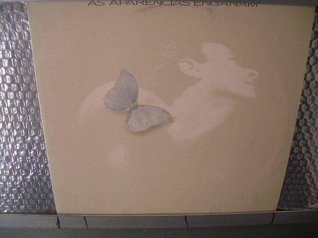 NEY MATOGROSSO as aparências enganam LP 1993 ROCK BRASIL SEMI NOVO MUITO RARO VINIL