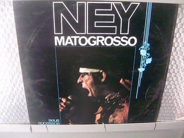 NEY MATOGROSSO ney matogrosso e seus sucessos vol.2 LP 1979 ROCK BRASIL EXCELENTE MUITO RARO VINIL