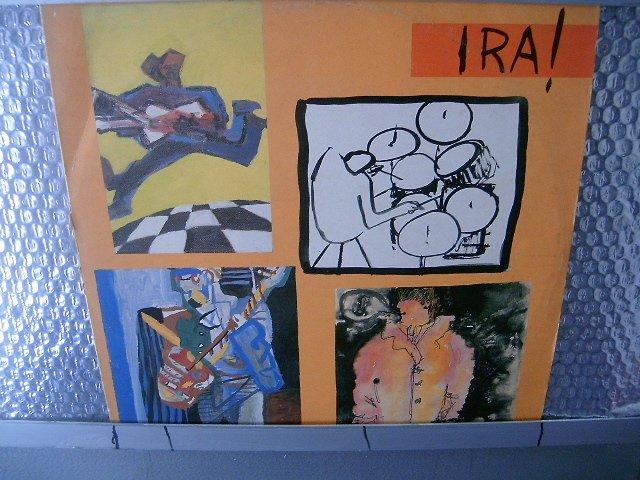 IRA! vivendo e não aprendendo LP 1986 ROCK MUITO RARO VINIL