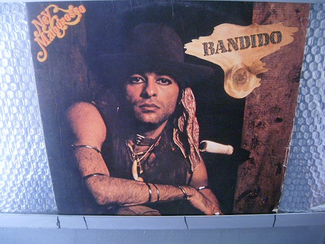 NEY MATOGROSSO bandido LP 1976 ROCK MUITO RARO VINIL