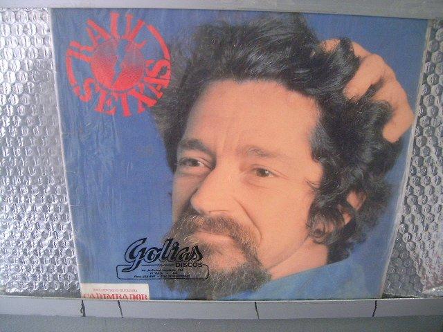RAUL SEIXAS raul seixas LP 1978 ROCK SEMI NOVO MUITO RARO VINIL