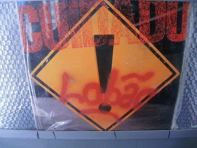 LOB�O cuidado LP 1988 ROCK MUITO RARO VINIL