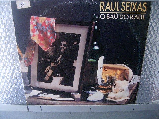 RAUL SEIXAS o baú do raul LP 1992 ROCK MUITO RARO VINIL