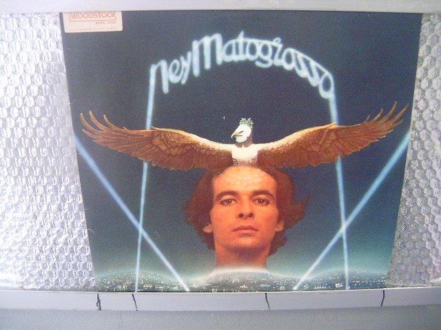 NEY MATOGROSSO ney matogrosso LP 1982 ROCK MUITO RARO VINIL