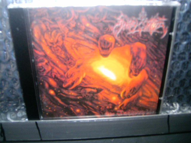 ANGELCORPSE inexorable CD 1999 DEATH METAL