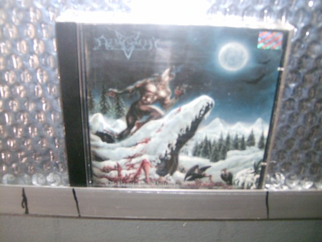 AZAGHAL of beasts and vultures CD 2001 BLACK METAL